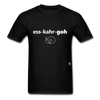 Escargot T-Shirt - black