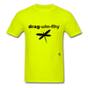 Dragonfly T-Shirt - safety green