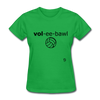 Volleyball T-Shirt - bright green