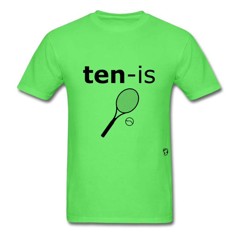 Tennis T-Shirt - turquoise