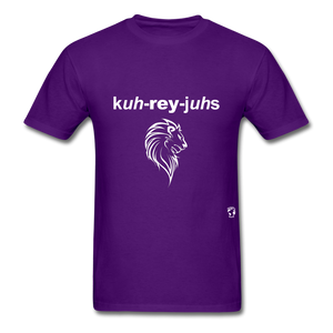 Courageous T-Shirt - purple
