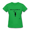 Pina Colada T-Shirt - bright green
