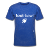 Football T-Shirt - mineral royal