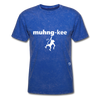 Monkey T-Shirt - mineral royal