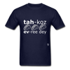 Tacos Every Day T-Shirt - navy