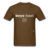 Baseball T-Shirt - brown