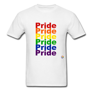 Pride T-Shirt - white