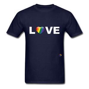 Love T-Shirt - navy