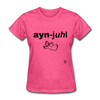 Angel T-Shirt - heather pink