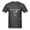 Margarita T-Shirt - heather black