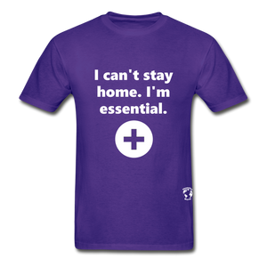I'm Essential T-Shirt - purple