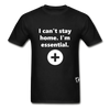 I'm Essential T-Shirt - black