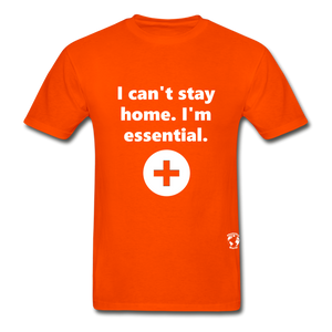 I'm Essential T-Shirt - orange