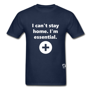 I'm Essential T-Shirt - navy