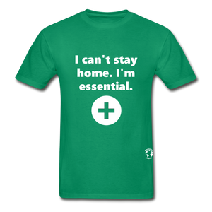 I'm Essential T-Shirt - kelly green