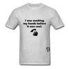 Washing my Hands Before it was Cool T-Shirt - heather gray