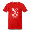 Trick or Treat Premium T-Shirt - red