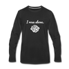 I Rose Above Premium Long Sleeve T-Shirt - black