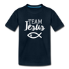 Team Jesus Kids' Premium T-Shirt - deep navy