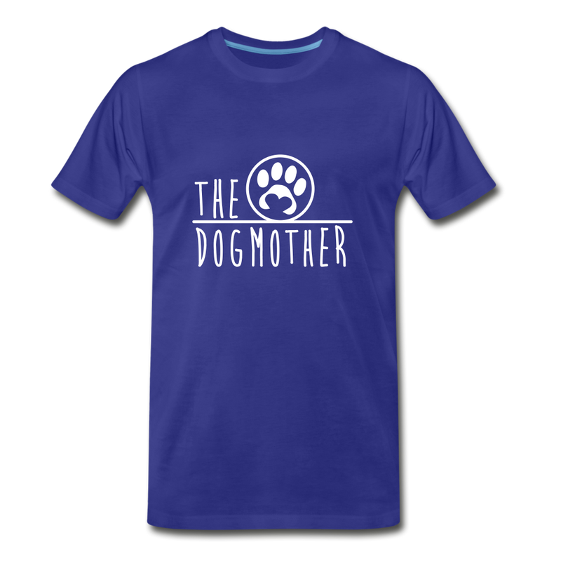 The Dog Mother Premium T-Shirt - royal blue