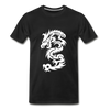 Dragon Premium T-Shirt - black