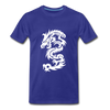 Dragon Premium T-Shirt - royal blue