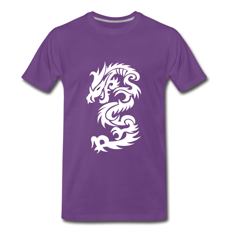 Dragon Premium T-Shirt - red