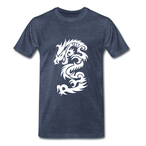Dragon Premium T-Shirt - heather blue