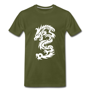 Dragon Premium T-Shirt - olive green