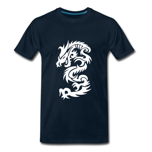 Dragon Premium T-Shirt - deep navy