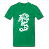 Dragon Premium T-Shirt - kelly green