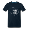 The Lone Star State Premium T-Shirt - deep navy