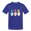 Spring Gnome Toddler Premium T-Shirt - royal blue