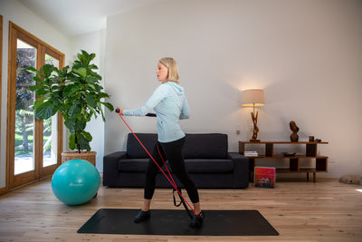 5 Tips for Working Out in Your Living Room
