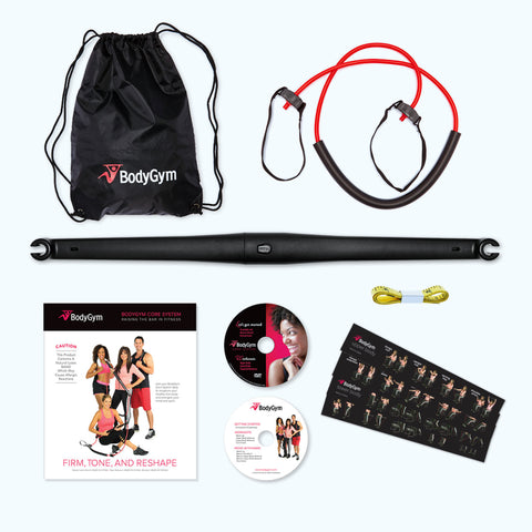 BodyGym Deluxe Package