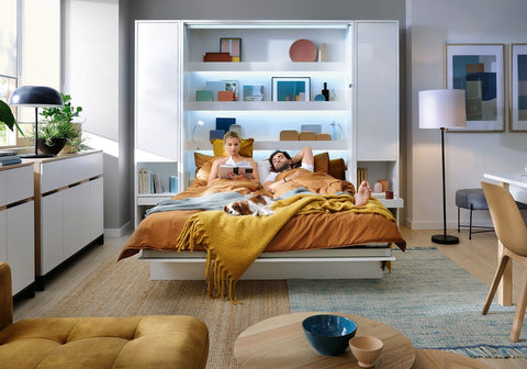 Vertical Wall Bed Concept