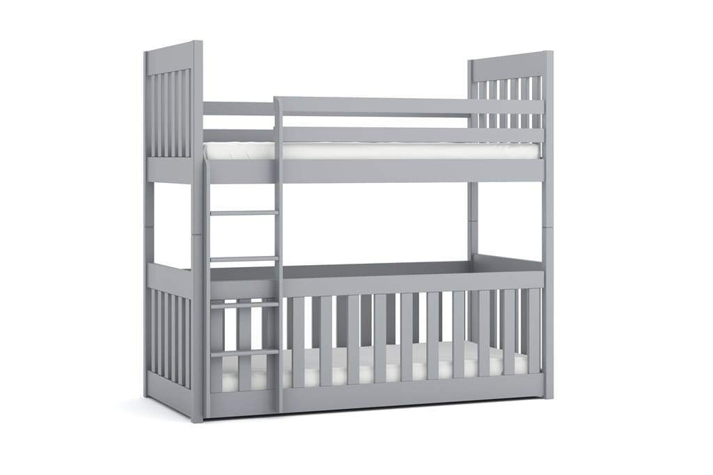 Wooden Bunk Bed Cris With Cot Bed Arthauss Furniture