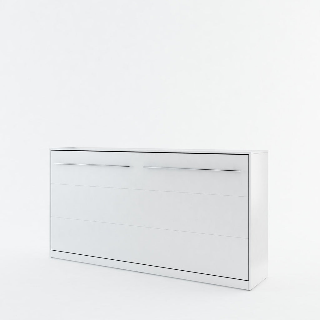 CP-06 Horizontal Wall Bed Concept Pro 90cm with Over Bed Unit