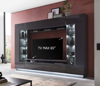 Denira VA03 Wall Entertainment Unit