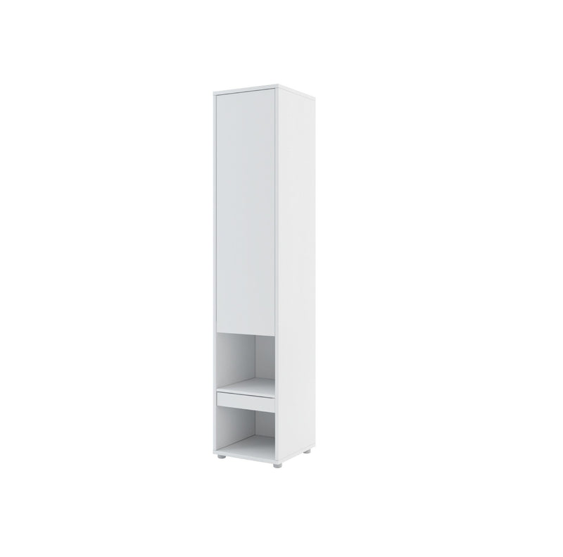 BC-07 Tall Storage Cabinet for Vertical Wall Bed Concept