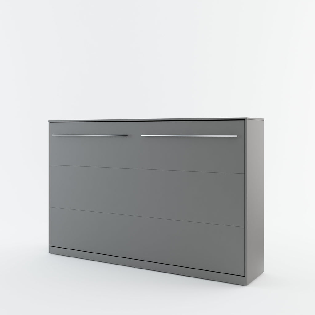 CP-05 Horizontal Wall Bed Concept Pro 120cm with Over Bed Unit