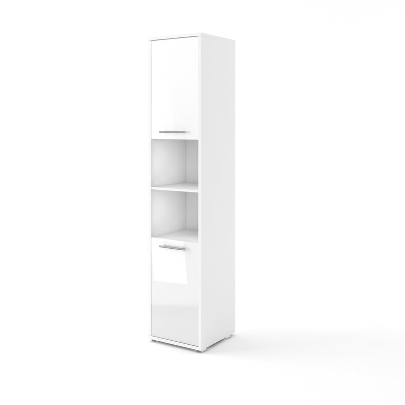 CP-02 Vertical Wall Bed Concept Pro 120cm with Storage Cabinet