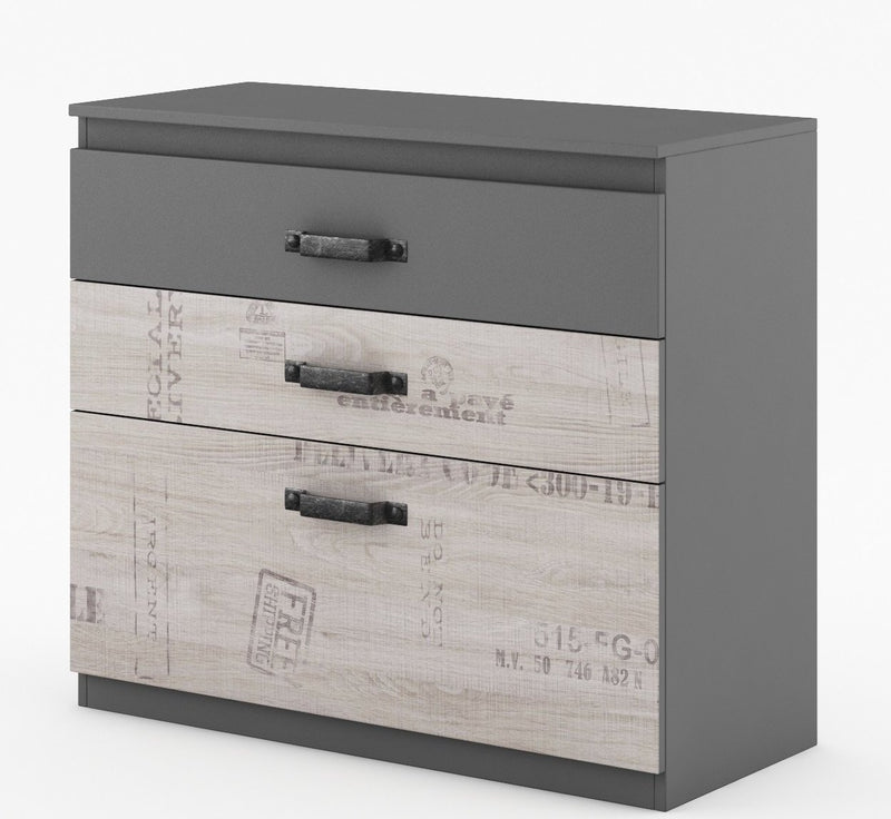 Santana SA-17 Chest of Drawers