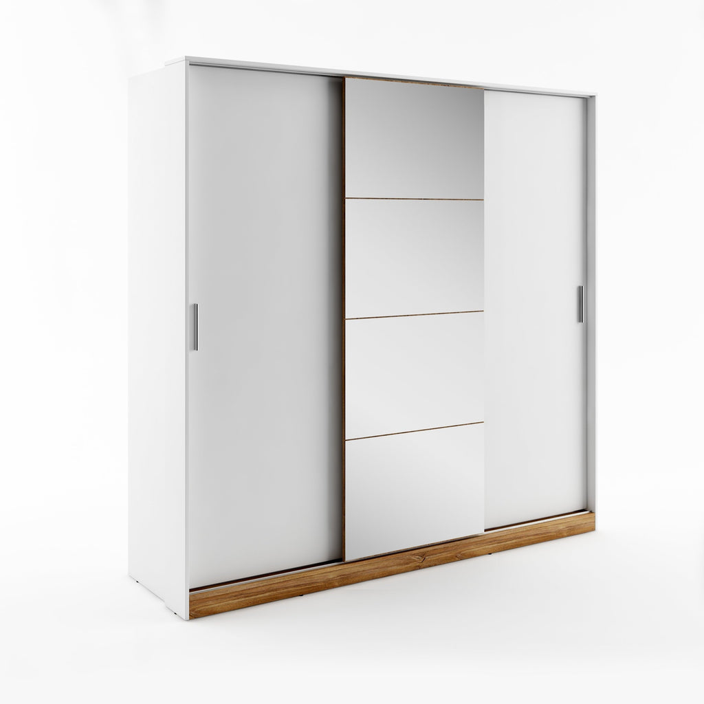 Dentro DT-01 Sliding Door Wardrobe 220cm