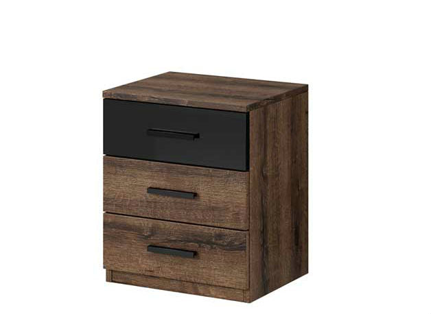 Galaxy H Bedside Table