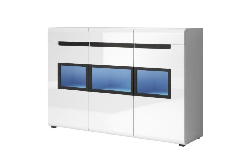 Hektor 43 Display Sideboard Cabinet