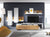 Bota Entertainment Unit in Oak Grandson/White Matt