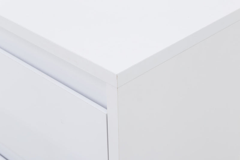 Italia 27 Chest of Drawers in White