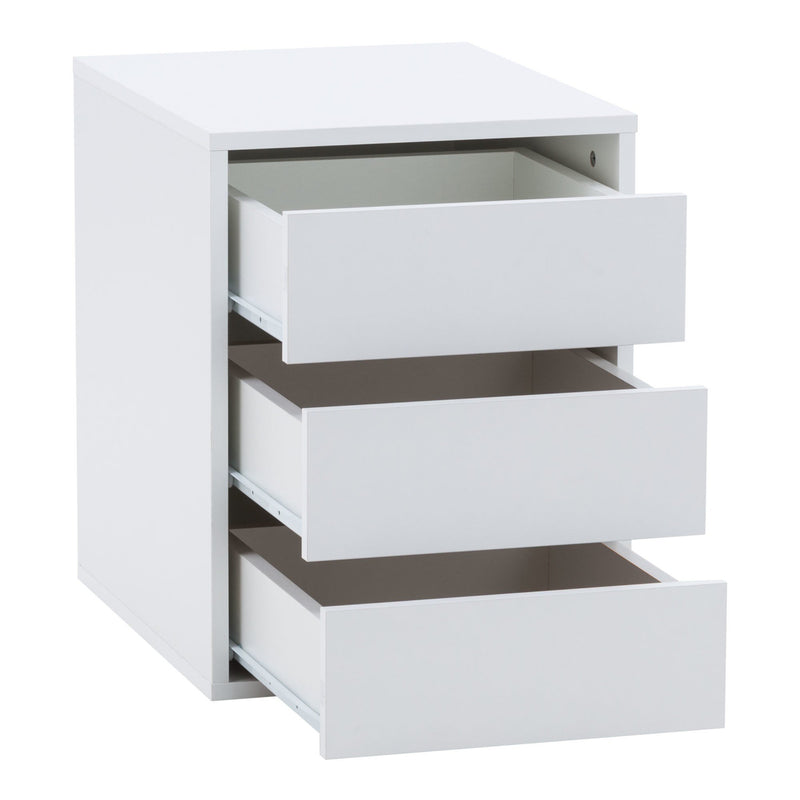 Italia 79 Storage Cabinet in White