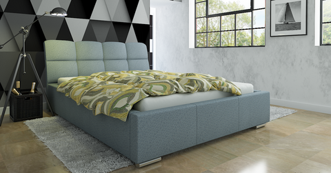 TOP-6 Upholstered Bed Frame 3 Sizes